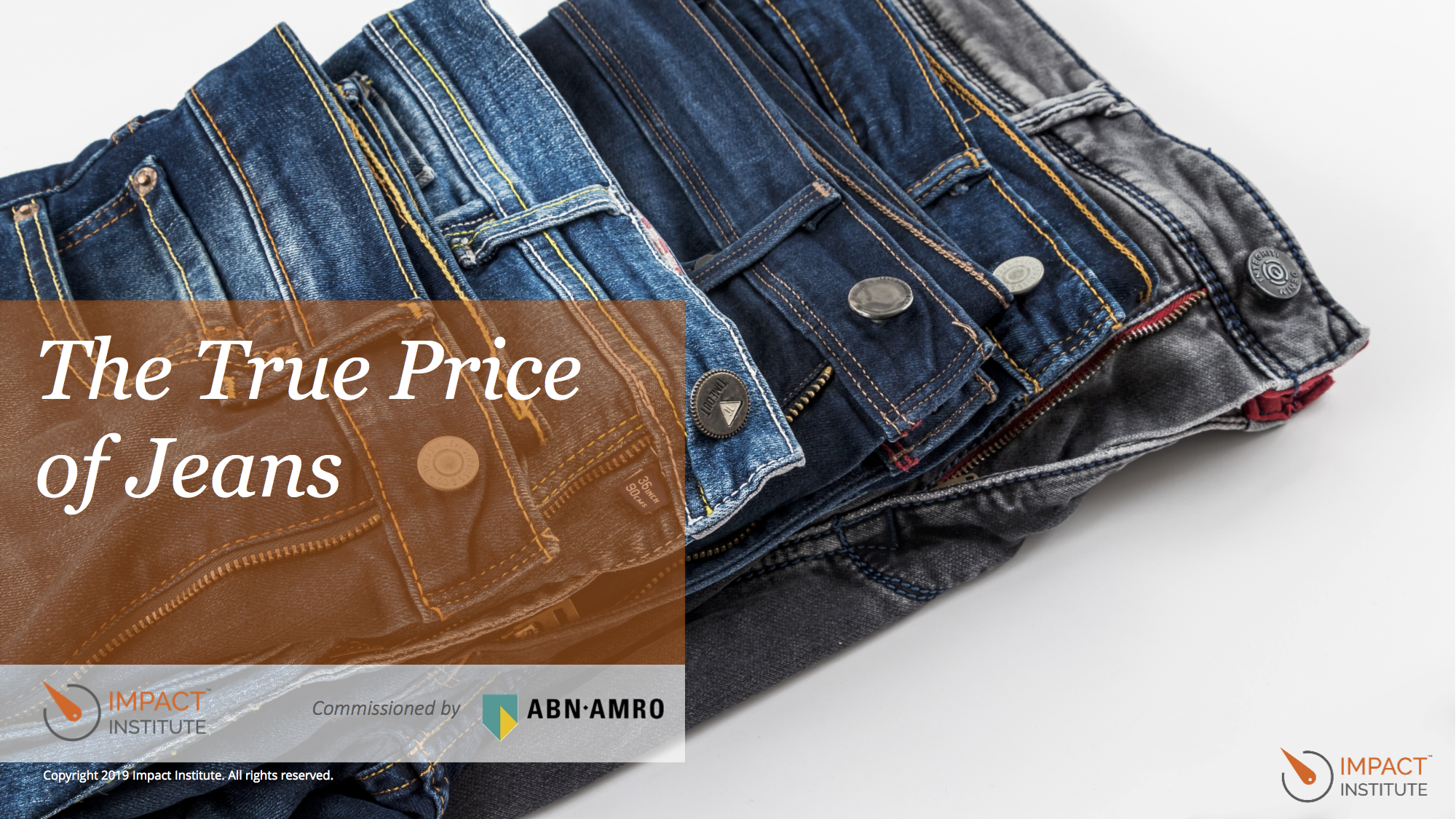 The True Price of Jeans