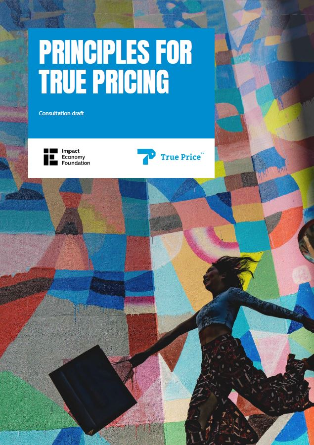 Principles for True Pricing - True Price
